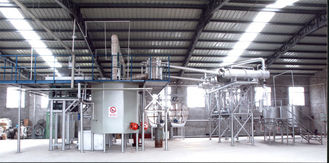 China Professional Large Waste Plastic To Oil Machine 280KWH / Ton Power OS-20T supplier