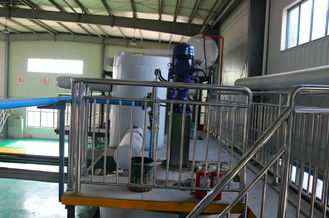 China 10 Tons To 500 Tons Waste Plastic To Oil Machine Use Latest Pyrolysis Technology supplier