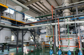 China Energy Saving Waste Plastic To Oil Plant Plastic To Petrol Machine 280KWH / Ton supplier