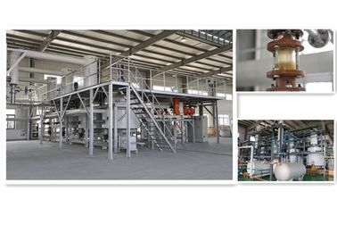 China Small Scale Waste Plastic To Oil Plant / Pyrolysis Tyre Recycling Plant Eco Friendly supplier