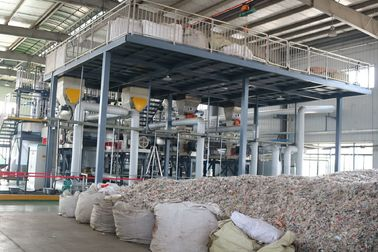 Continuous Type  Waste Plastic To Fuel Machine For Plastic Recycling