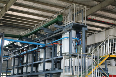 Constant Pressure Waste Oil To Diesel Machine / Pyrolysis Oil To Diesel Plant 280KWH / Ton