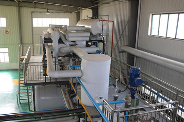 China High Efficiency Waste Plastic And Tyre Pyrolysis Plant GS CE SGS Approval factory